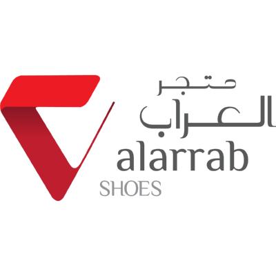 شعار متجر العرب alarrab Shoes ,Logo , icon , SVG شعار متجر العرب alarrab Shoes