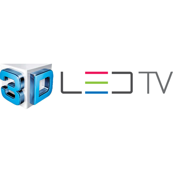 3D led TV Samsung Logo ,Logo , icon , SVG 3D led TV Samsung Logo