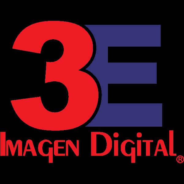 3E Imagen Digital Logo ,Logo , icon , SVG 3E Imagen Digital Logo