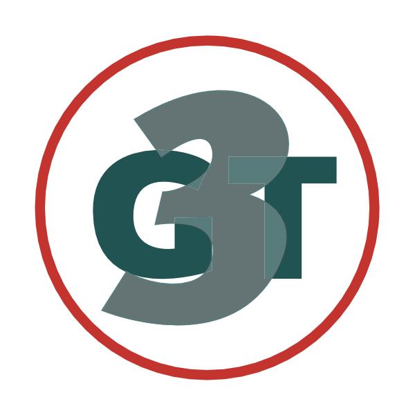 3GT Logo ,Logo , icon , SVG 3GT Logo