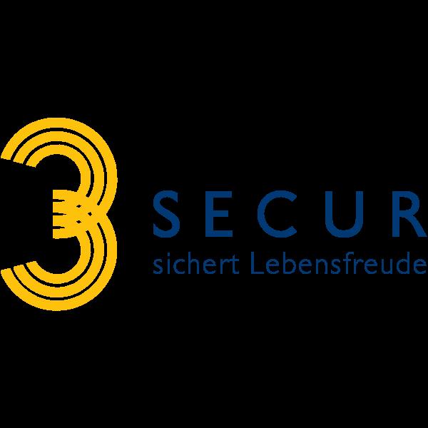 3SECUR Logo ,Logo , icon , SVG 3SECUR Logo
