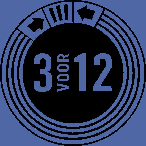 3voor12 Logo ,Logo , icon , SVG 3voor12 Logo