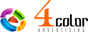 4 Colour Advertising Logo ,Logo , icon , SVG 4 Colour Advertising Logo