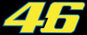 46 Rossi Logo ,Logo , icon , SVG 46 Rossi Logo