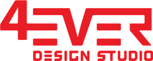 4EVER Design Studio Logo ,Logo , icon , SVG 4EVER Design Studio Logo