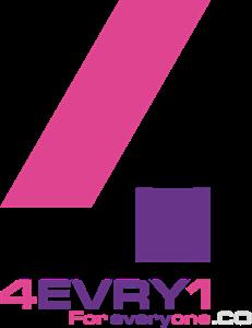 4evry1 Logo ,Logo , icon , SVG 4evry1 Logo