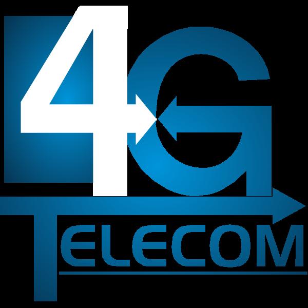 4G Telecomunicação Logo ,Logo , icon , SVG 4G Telecomunicação Logo