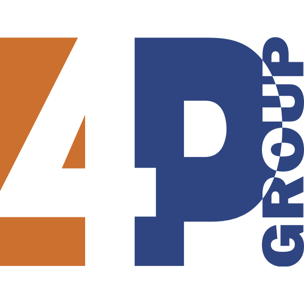 4pgroup Logo ,Logo , icon , SVG 4pgroup Logo