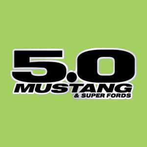 5.0 Mustang Logo ,Logo , icon , SVG 5.0 Mustang Logo
