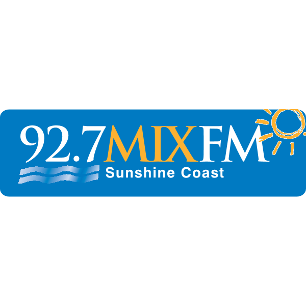 92.7 Mix FM Logo ,Logo , icon , SVG 92.7 Mix FM Logo