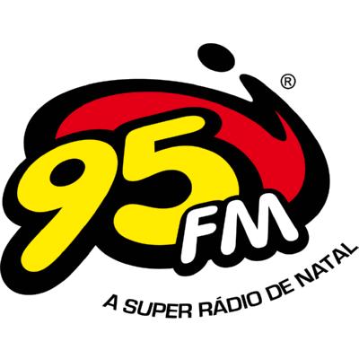 95 FM Natal-RN Logo ,Logo , icon , SVG 95 FM Natal-RN Logo