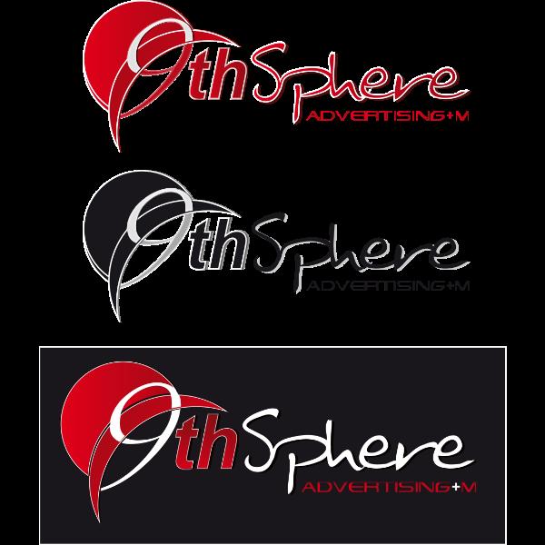 9th Sphere Advertising m Logo ,Logo , icon , SVG 9th Sphere Advertising m Logo
