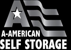 A American Self Storage Logo ,Logo , icon , SVG A American Self Storage Logo
