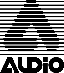 A Audio Logo ,Logo , icon , SVG A Audio Logo