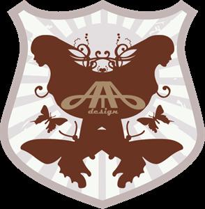 A de T-bar Logo ,Logo , icon , SVG A de T-bar Logo