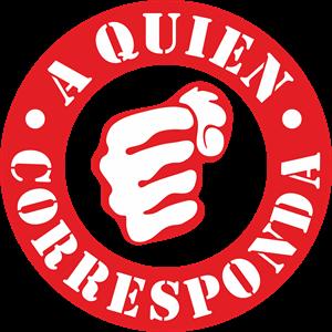 A quien corresponda Logo ,Logo , icon , SVG A quien corresponda Logo