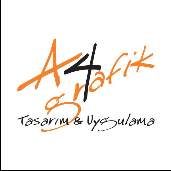 A4 Grafik Logo ,Logo , icon , SVG A4 Grafik Logo