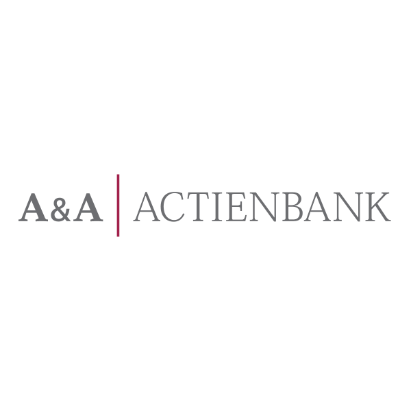 A&A Actienbank Logo ,Logo , icon , SVG A&A Actienbank Logo