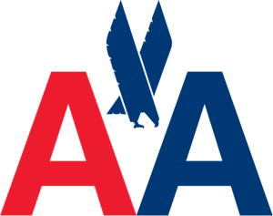 AA American Airlines Logo ,Logo , icon , SVG AA American Airlines Logo