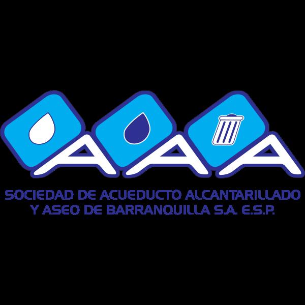 AAA Barranquilla Logo ,Logo , icon , SVG AAA Barranquilla Logo