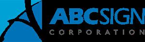 ABC Sign Corporation Logo ,Logo , icon , SVG ABC Sign Corporation Logo