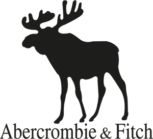 Abercrombie and Fitch Black Logo ,Logo , icon , SVG Abercrombie and Fitch Black Logo