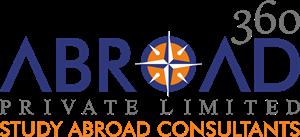 ABROAD 360 Logo ,Logo , icon , SVG ABROAD 360 Logo