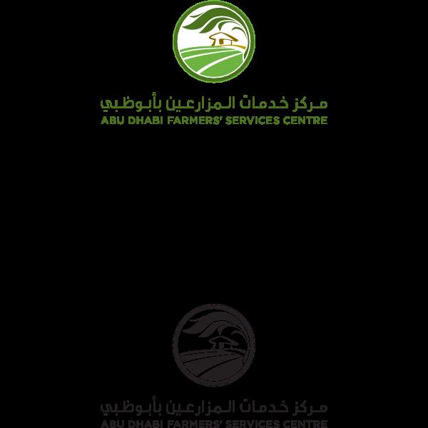 Abu Dhabi Farmers' Service Centre Logo ,Logo , icon , SVG Abu Dhabi Farmers' Service Centre Logo