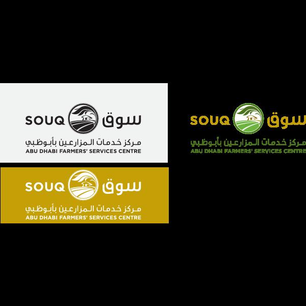 Abu Dhabi Farmers Service Centre Souq Logo ,Logo , icon , SVG Abu Dhabi Farmers Service Centre Souq Logo