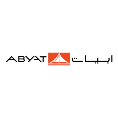 ABYAT ,Logo , icon , SVG ABYAT