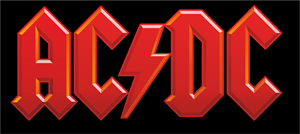 AC/DC BAND FOR THE ALBERT RECORDS LABEL Logo ,Logo , icon , SVG AC/DC BAND FOR THE ALBERT RECORDS LABEL Logo