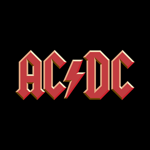 AC DC Logo ,Logo , icon , SVG AC DC Logo