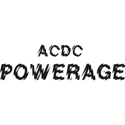 AC/DC Powerage Logo ,Logo , icon , SVG AC/DC Powerage Logo