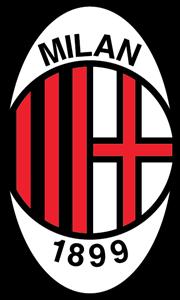 AC Milan late 80's early 90's Logo ,Logo , icon , SVG AC Milan late 80's early 90's Logo