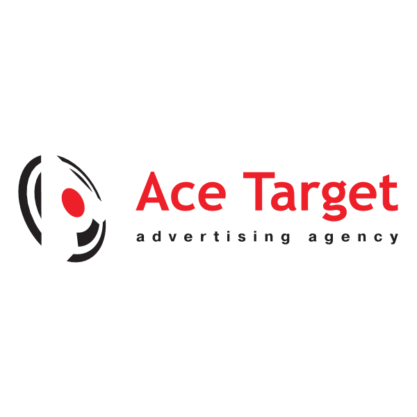 Ace Target Logo ,Logo , icon , SVG Ace Target Logo