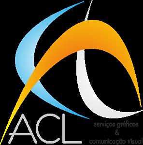 ACL Serviços Gráficos & Comunicação Visual Logo ,Logo , icon , SVG ACL Serviços Gráficos & Comunicação Visual Logo