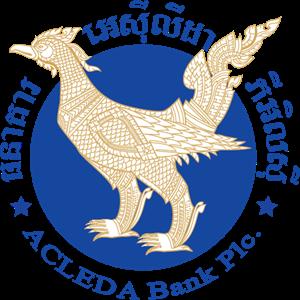 ACLEDA Bank Plc Logo ,Logo , icon , SVG ACLEDA Bank Plc Logo