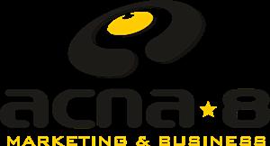 ACNA-8 MARKETING & BUSINESS Logo ,Logo , icon , SVG ACNA-8 MARKETING & BUSINESS Logo