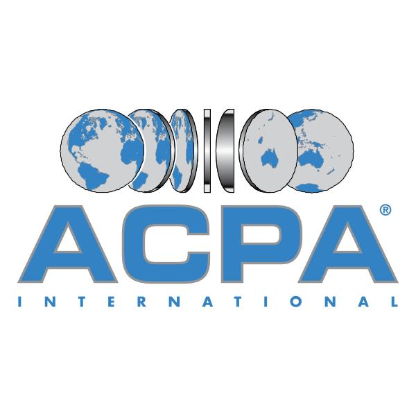 ACPA ,Logo , icon , SVG ACPA