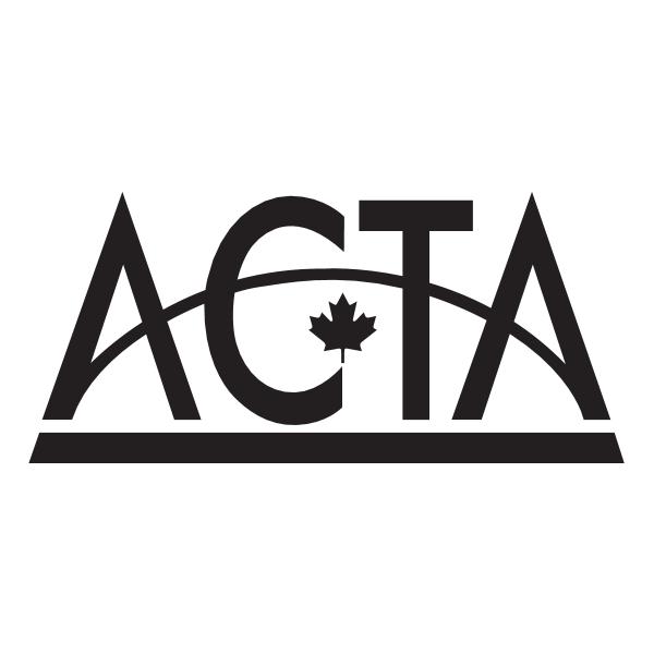 ACTA Logo ,Logo , icon , SVG ACTA Logo