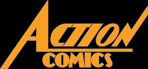Action Comics Logo ,Logo , icon , SVG Action Comics Logo