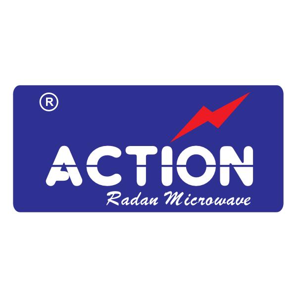 Action Radan Microwave Logo ,Logo , icon , SVG Action Radan Microwave Logo