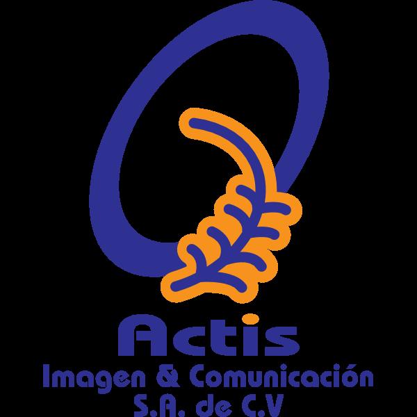 Actis imagen comunicacion Logo ,Logo , icon , SVG Actis imagen comunicacion Logo