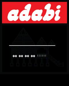 adabi Logo ,Logo , icon , SVG adabi Logo