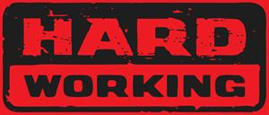 Adesivo Strada Hard Working Fiat Logo ,Logo , icon , SVG Adesivo Strada Hard Working Fiat Logo