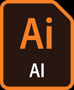 Adobe Illustrator CC File Logo ,Logo , icon , SVG Adobe Illustrator CC File Logo