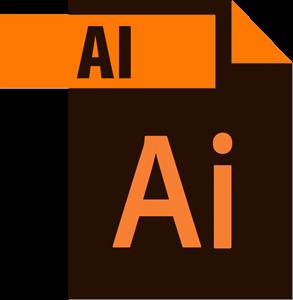 Adobe Illustrator File Logo ,Logo , icon , SVG Adobe Illustrator File Logo