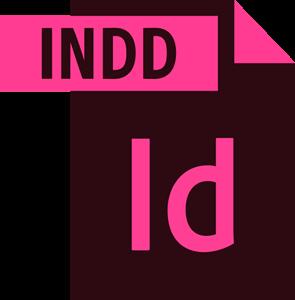Adobe Indesign File Logo ,Logo , icon , SVG Adobe Indesign File Logo