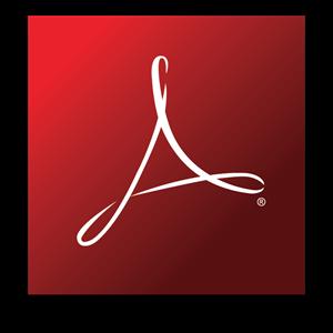 Adobe Reader Logo ,Logo , icon , SVG Adobe Reader Logo