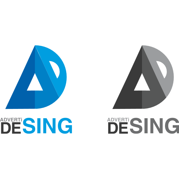 Advertising and Design Logo ,Logo , icon , SVG Advertising and Design Logo